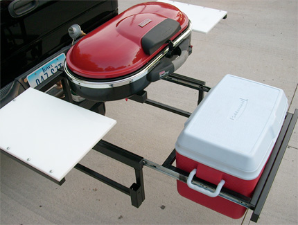 Tailgate_tow_hitch_grill_cooler