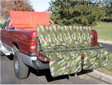 Tailgatingcouch
