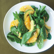 Spinachorangesalad215