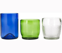 Conran-recycled-glass-tumblers