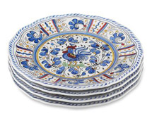 Williams-sonoma-rooster-plates