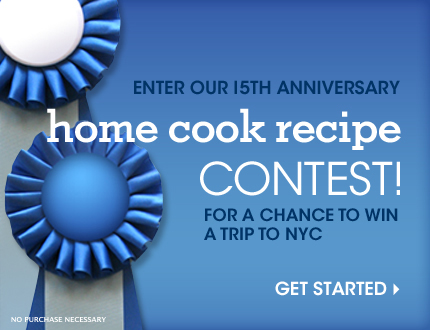 Epicurious-recipe-contest