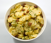Oktoberfest-german-potato-salad