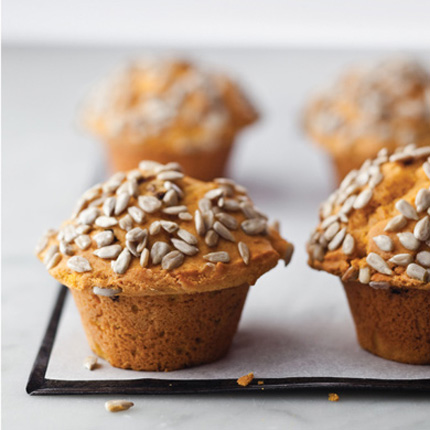 Holiday-Brunch-Pumpkin-Muffins