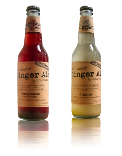 Gingerales