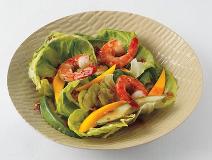 Shrimpmangosalad