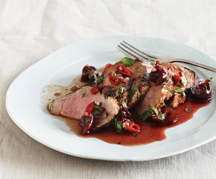 Grilled-Pork-Tenderloin-with-Cherry-Salsa-420