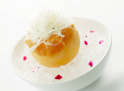 Grapefruit Givre by Bill Milne