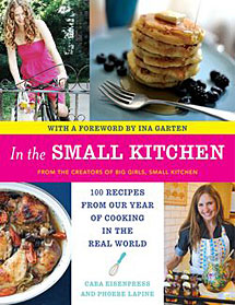In the Small Kitchen book cover
