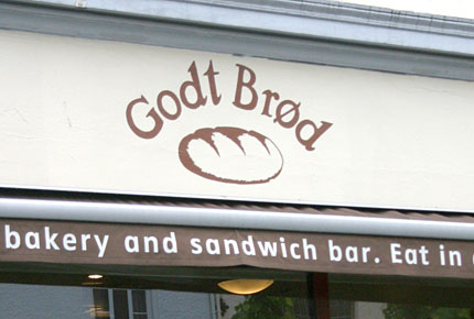 godt brod in bergen norway
