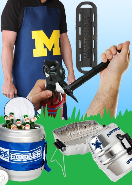 Tailgating gear image