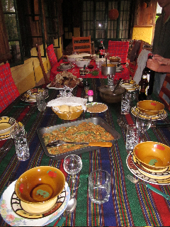 Kenya table