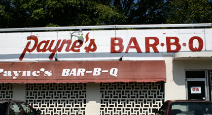 Paynes-barbecue