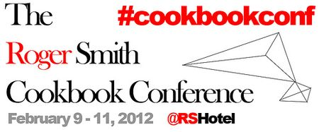 Roger Smith Cookbook Conference