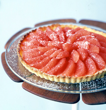 Grapefruit-Tart