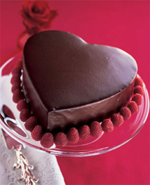 Valentine's-Day-Chocolate-Heart-Cake