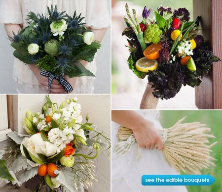 Edible-bouquets