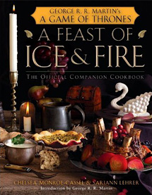 A Feast of Ice and Fire cookbook cover