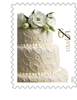 Wedding Cake 65 cent