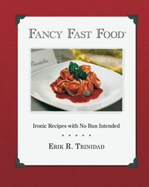 Fancy Fast Food book cover