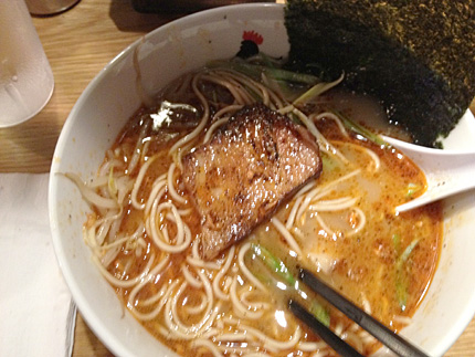 Totto Ramen Spicy Ramen