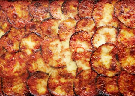Eggplant-mozzarella-and-saffron-rice-bake-646