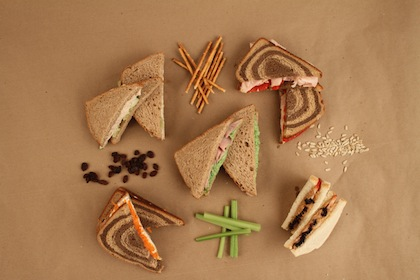 5 Sandwiches and Snacks