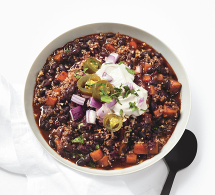 Blackbeanchiliwithbutternutsquash