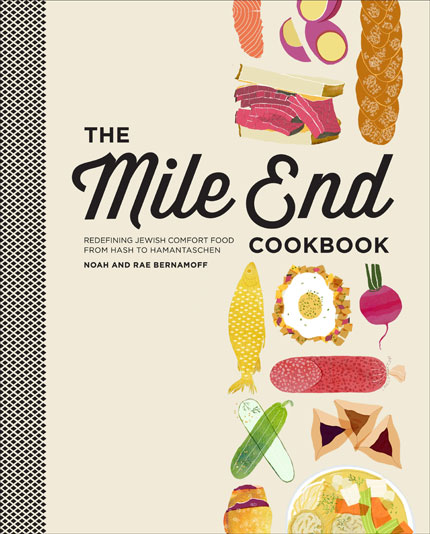 Mile-end-cookbook