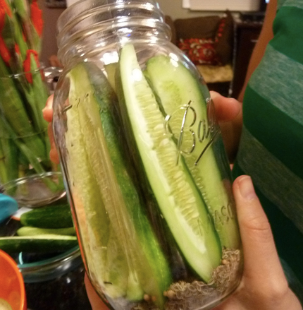 PICKLING-PARTY