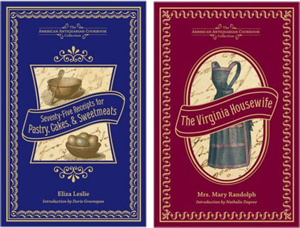 Historic-cookbooks