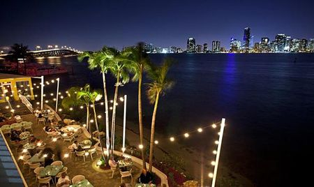 Waterfront-dining