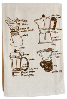 Coffee-towel