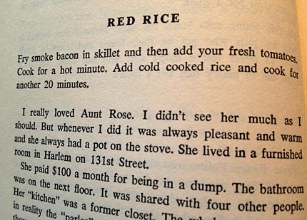 Vibration Cooking Red Rice Recipe