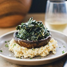 Creamy-millet-roasted-portobellos-sprouted-kitchen-hugh-forte-phot