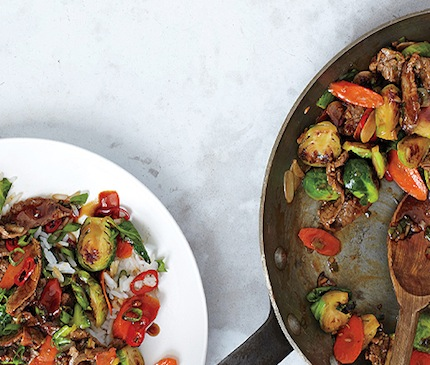 Epicurious-steak-stir-fry