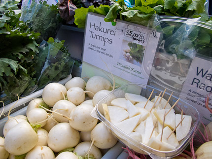 Schrambling_japanese turnips windfall farm union square greenmarket-5001