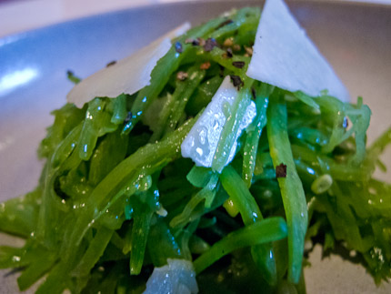 Schrambling_snow pea salad buick dinner nomad-4857