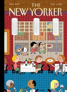 The New Yorker's Food Issue Comes with an Epicurious Extra | Epicurious.com | Epicurious.com