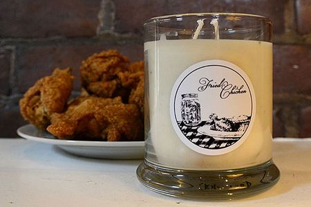 Chicken-candle