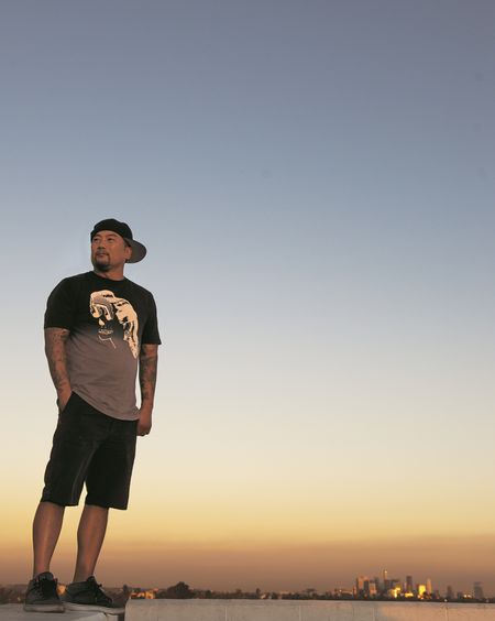 Roy Choi. Photo Credit Bobby Fisher