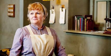 Downton abbey mrs patmore pbs