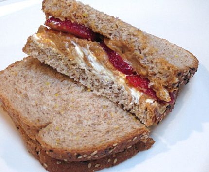 Peanut-butter-berry-wich