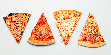 Delivery-pizzas