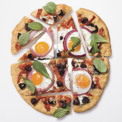 Pizza-eggs-peppers