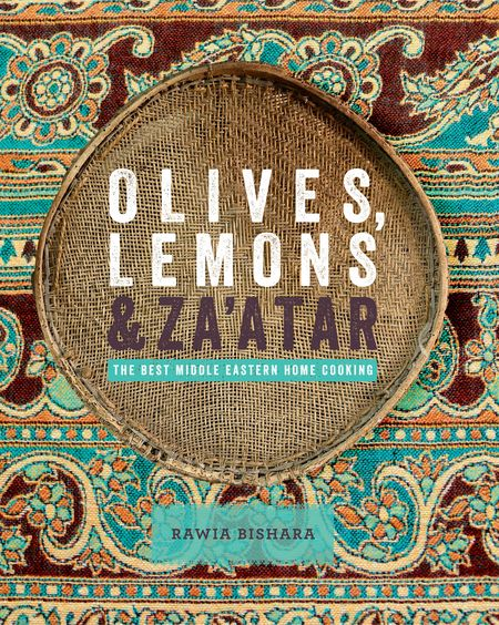Olives lemons zaatar tanoreen cookbook