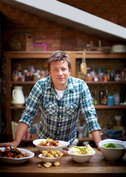 RCI_QN_Dining_Chef Jamie Oliver