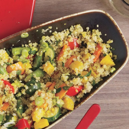 Spring-Vegetable-and-Quinoa-Pilaf