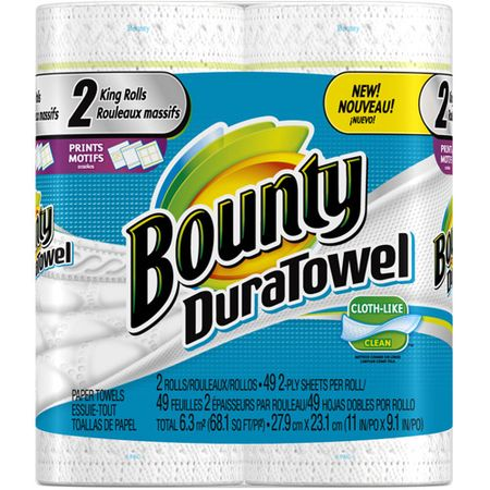 Bountry dura towel