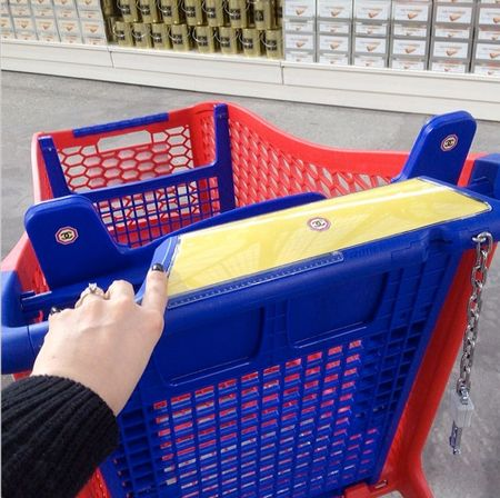 Chanel-shopping-cart